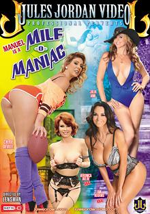 Manuel Is A MILF-O-Maniac cover