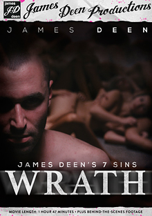 James Deen's 7 Sins: Wrath cover