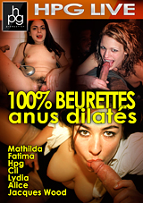 100 Percent Beurettes Anus Dilates