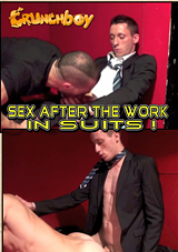 Sex After The Work In Suits