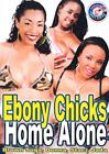 Ebony Chicks Home Alone
