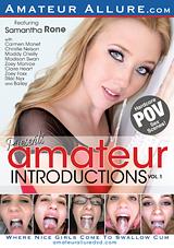 Amateur Introductions