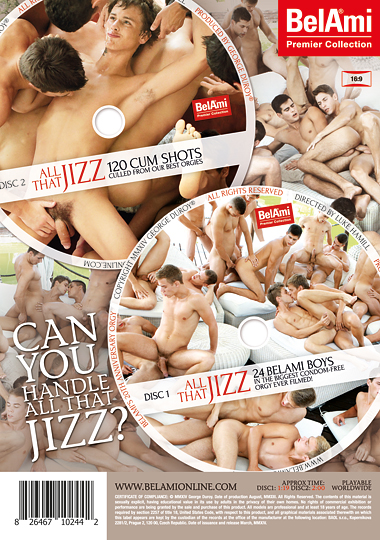 All That Jizz Cover Back