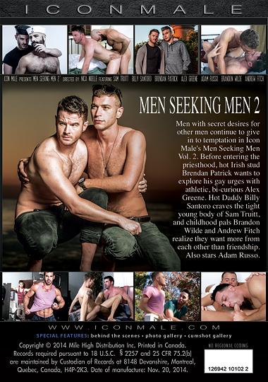 Men Seeking Men 2 Cover Front
