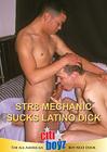 Str8 Mechanic Sucks Latino Dick