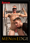 Men On Edge: Straight Stud Bound, Edged And Milked Multiple Loads