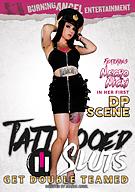 Tattooed Sluts Get Double Teamed