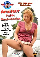 Amateur Public Masturbation