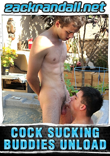 Cock Sucking Buddies Unload cover