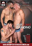 Beef Cake Pounding