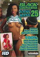 Black Cheerleader Gang Bang 25