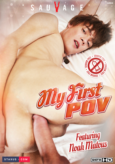 My First POV cover