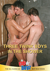 Three Twink Boys In The Shower