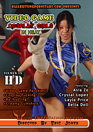 Video Game Cosplay Girls In Heat