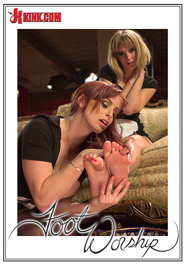 Foot Fetish Pay Per View 46