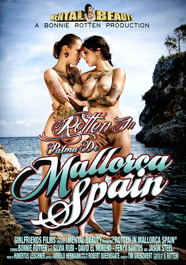 Rotten In Palma De Mallorca Spain cover
