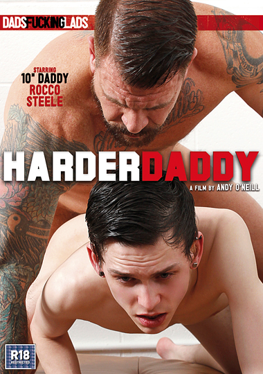 Harder Daddy Cover Front