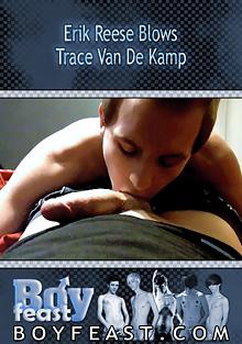 Erik Reese Blows Trace Van De Kamp cover