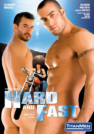 Hard and Fast Cover Front