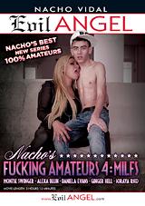 Nacho's Fucking Amateurs 4: MILFs