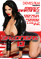 Gazongas 13