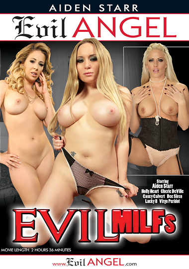 Evil MILFs cover