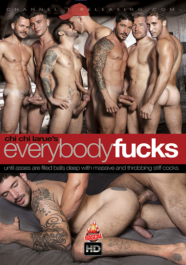 Everybody Fucks Cover Front