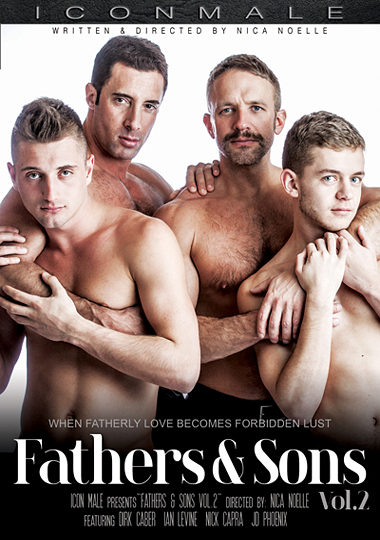 Fathers and Sons 2 Cover Front