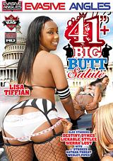 41 Inch Plus Big Butt Salute