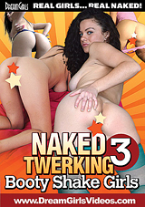 Naked Twerking 3: Booty Shake Girls