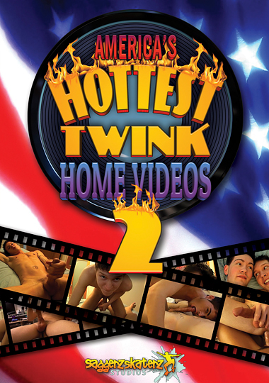 America's Hottest Twink Home Videos 2 cover