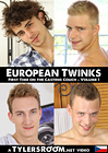 European Twinks First Time On The Casting Couch