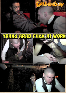 Young Arab Fuck At Work cover