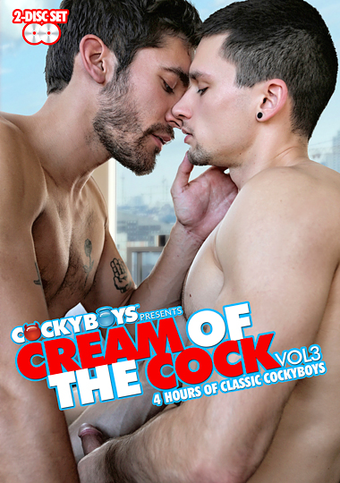 Cream of the Cock 3 Cover Front