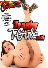 Trashy T-Girls 2