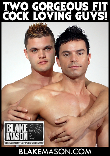Two Gorgeous Fit Cock Loving Guys cover