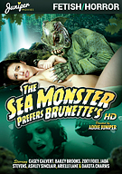 The Sea Monster Prefers Brunettes
