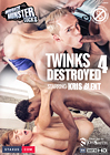 Bareback Monster Cocks: Twinks Destroyed 4