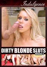 Dirty Blonde Sluts 4