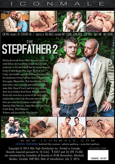The Stepfather 2 Cover Back