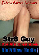Str8 Guy Double Creampie