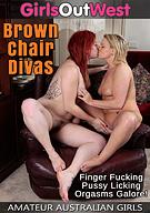 Brown Chair Divas