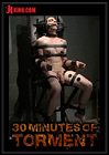 30 Minutes Of Torment: Stud With A 10 Inch Fat Cock Gets Torment To The Extreme
