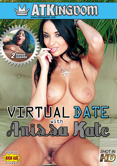 A virtual date with young girls with hairy pussies in pov 3
