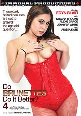 Do Brunettes Do It Better 4
