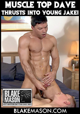 Muscle Top Dave Thrusts Into Young Jake