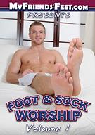 Foot And Sock Worship