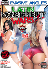 Latin Monster Butt Wars