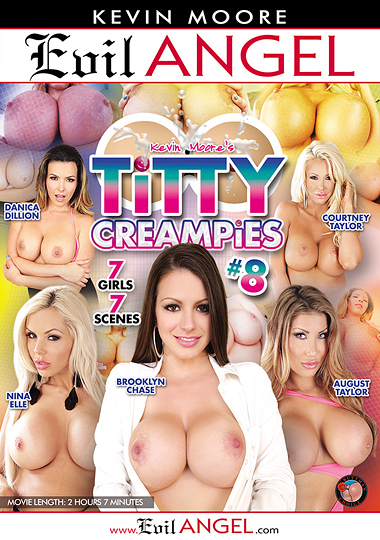 Titty Creampies 8 cover