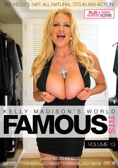 Kelly Madison's World Famous Tits 13 cover